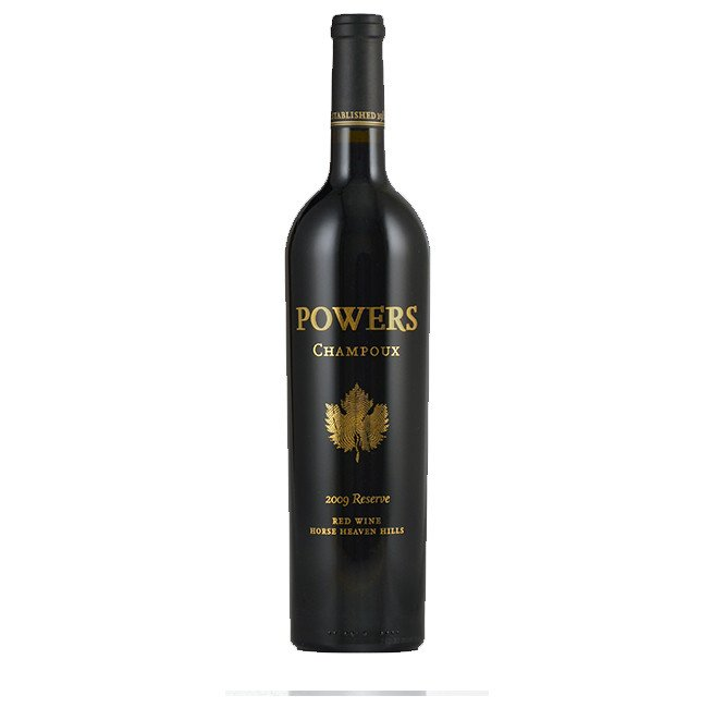 Powers Red Blend Champoux Vineyard 2012