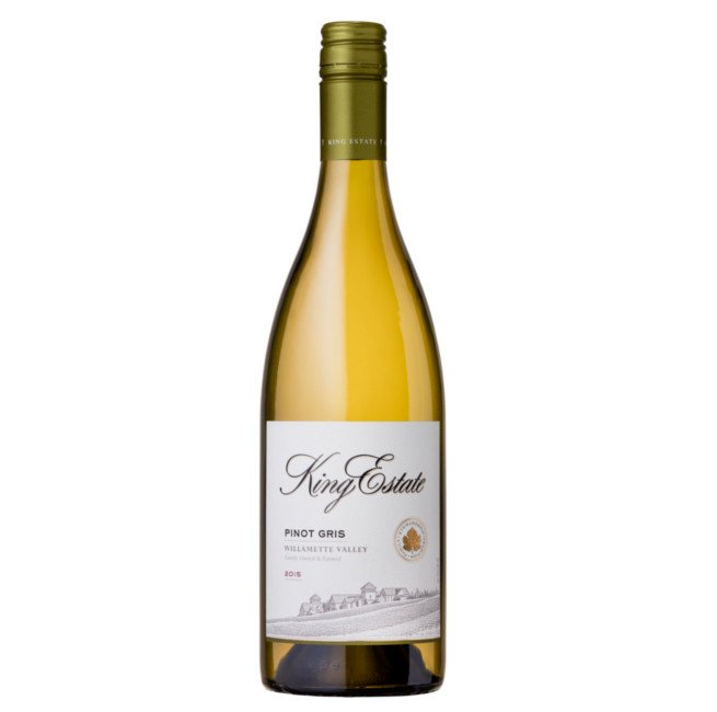King Estate Pinot Gris 2015