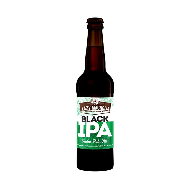 Lazy Magnolia Black IPA