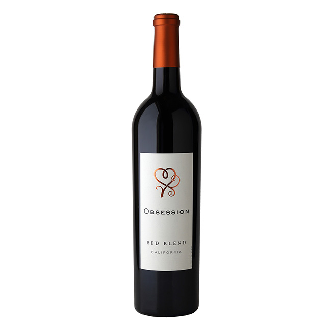 Obsession Red Blend 2016