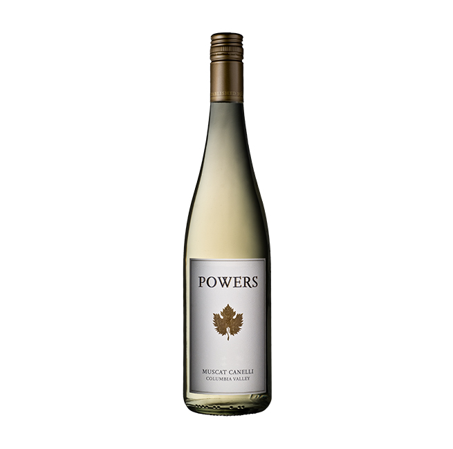 Powers Muscat Canelli 2016
