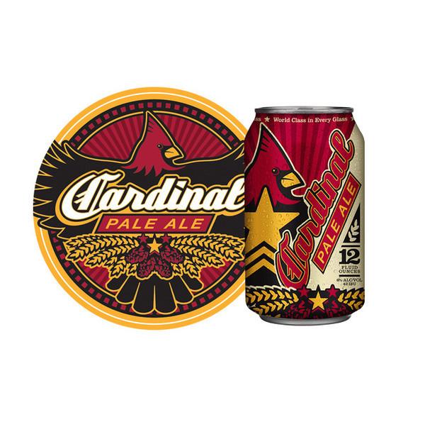 Nebraska Cardinal Pale Ale