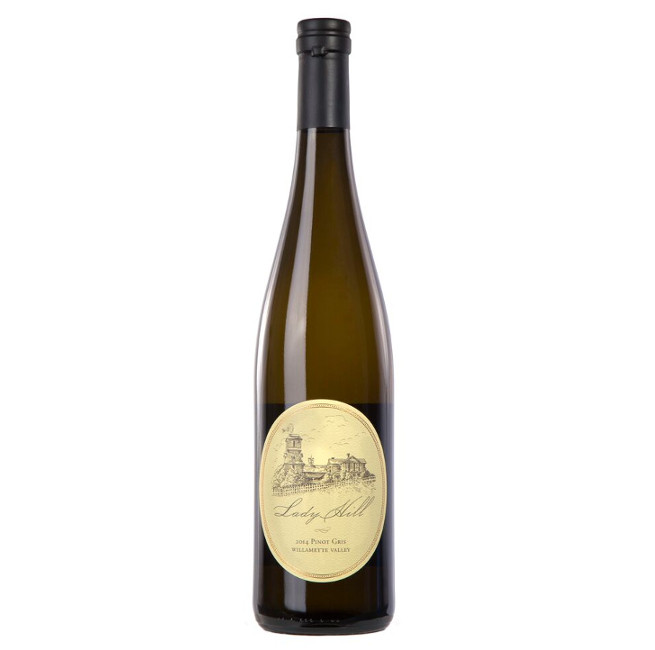 Lady Hill Pinot Gris 2015