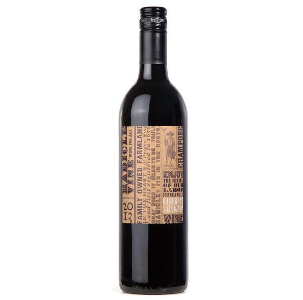 Radicle Vine Cabernet Sauvignon 2014