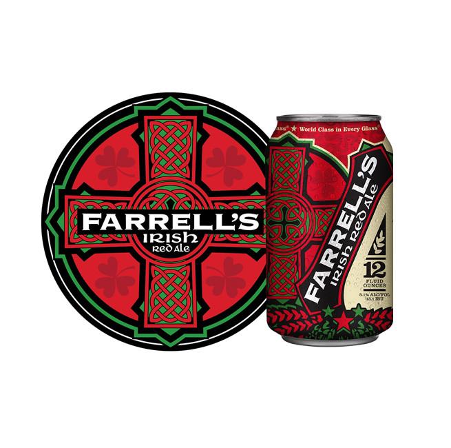 Nebraska Farrell's Irish Red