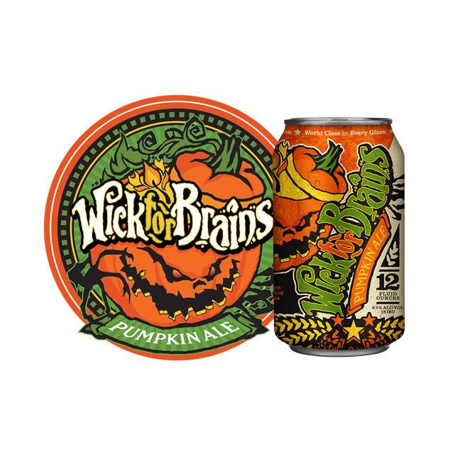 Nebraska Wick for Brains Pumpkin Ale