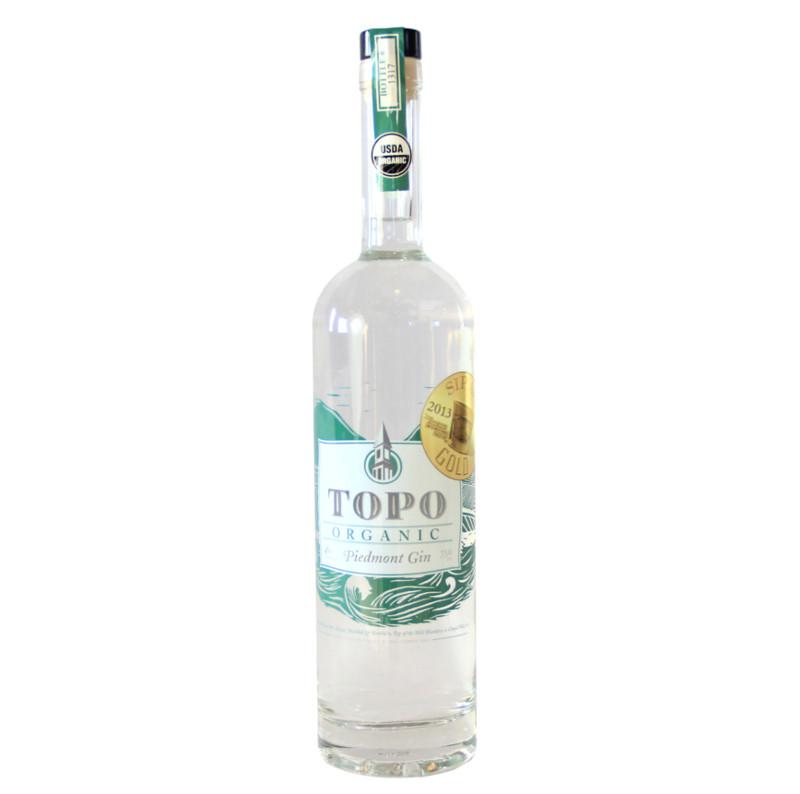 TOPO Organic Gin