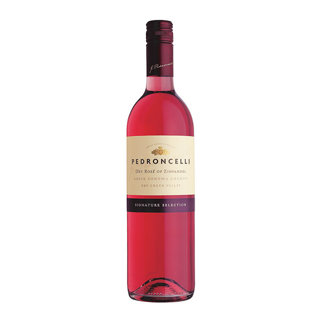 Pedroncelli Dry Rose of Zinfandel 2016