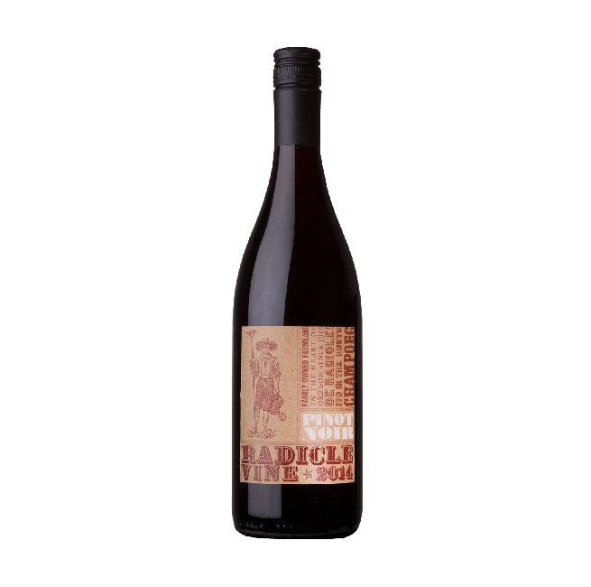Radicle Vine Pinot Noir 2014