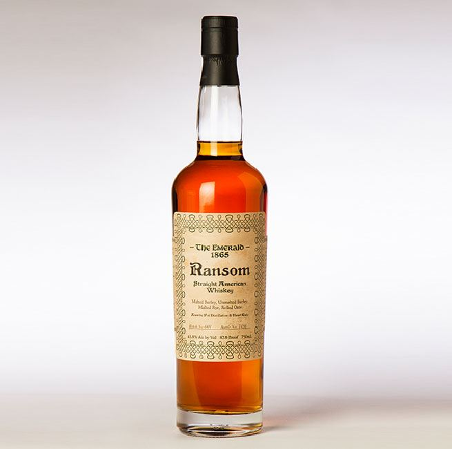 Ransom The Emerald 1865 Whiskey