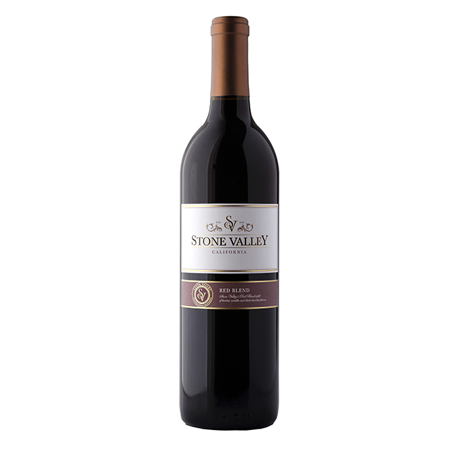 Stone Valley Red Blend 2016