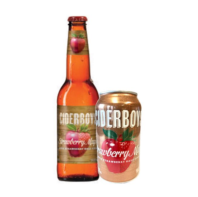 Ciderboys Strawberry Magic