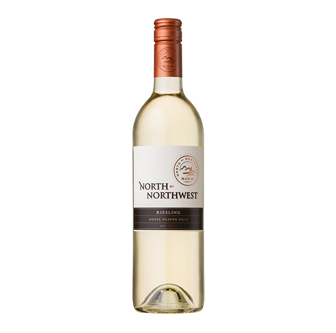 North by Northwest Riesling 2015